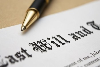 Last Will And Testament Paperwork